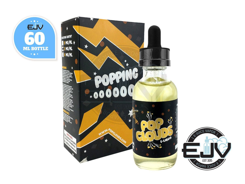 Butterscotch Candy by Pop Clouds E-Liquid 60ml Discontinued Discontinued