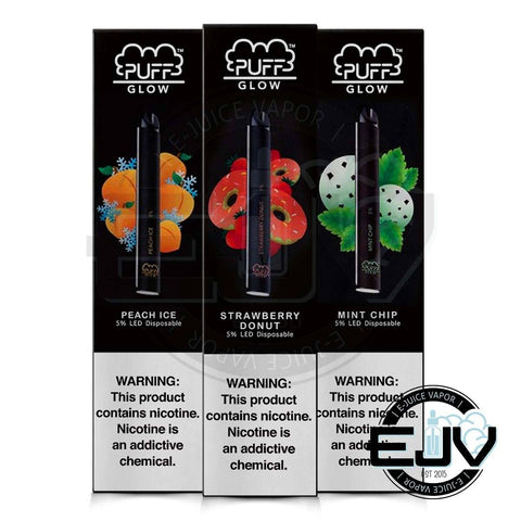 PUFF GLOW Disposable Device Disposable Vape Pens Puff