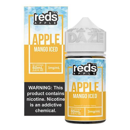 Iced Mango Apple by Reds Apple E-Juice 60ml E-Juice Reds Apple E-Juice