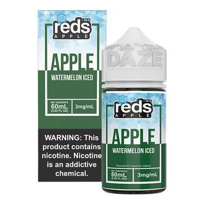 Iced Watermelon Apple by Reds Apple E-Juice 60ml E-Juice Reds Apple E-Juice
