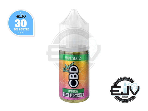 Rainbow Vape Juice by CBDfx 30ml CBD CBDfx