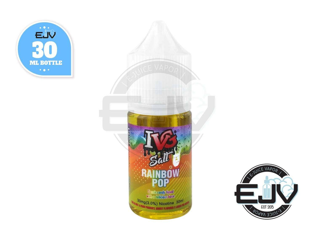 Rainbow Pop by IVG Salts 30ml Clearance E-Juice IVG Salts