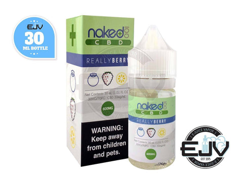 Really Berry by Naked 100 CBD 30ml CBD Naked 100 CBD