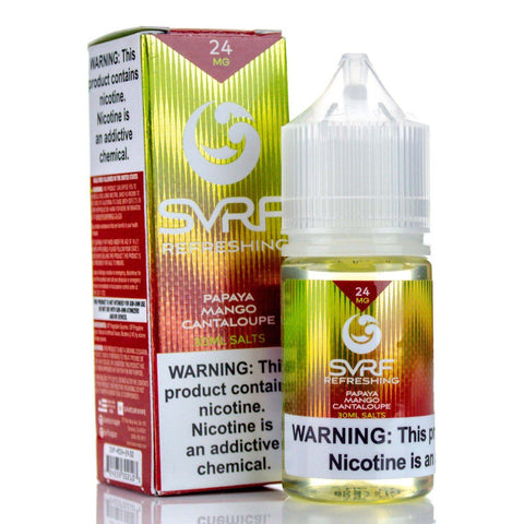 Refreshing by SVRF Salts 30ml Nicotine Salt SVRF Salts