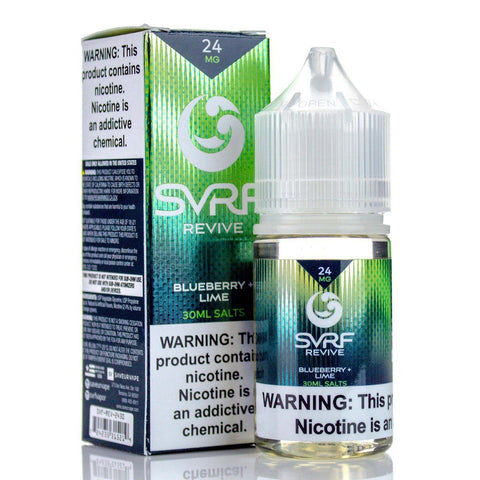 Revive by SVRF Salts 30ml Nicotine Salt SVRF Salts