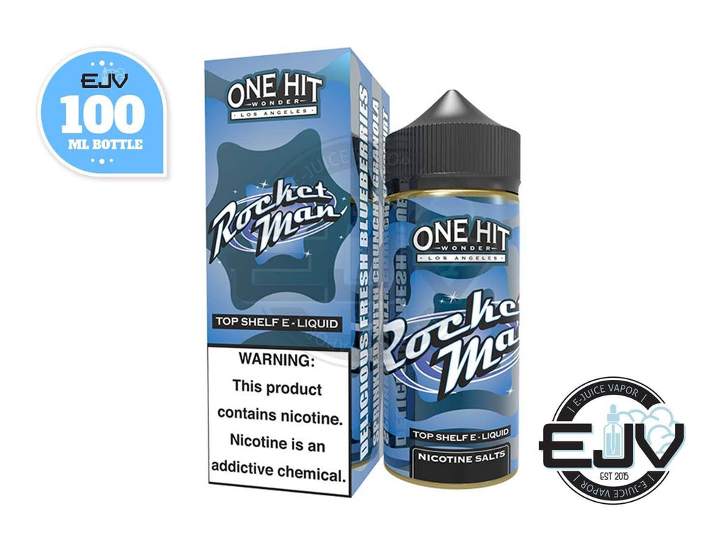 Rocket Man by One Hit Wonder EJuice 100ml Clearance E-Juice One Hit Wonder