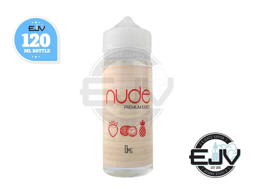 SCP by Nude E-Juice 120ml Discontinued Discontinued