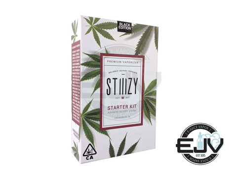 STIIIZY Starter Kit * 210mAh Battery Only * Black & Red