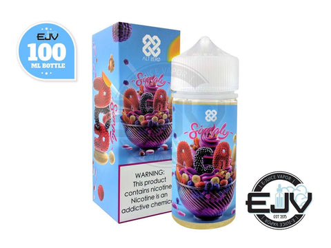 Simply Acai by ALT Zero E-Liquid 100ml Clearance E-Juice ALT Zero E-Liquid