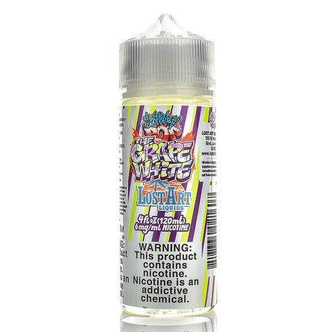 The Grape White by Lost Art Liquids 120ml E-Juice Lost Art Liquids