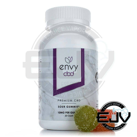 Envy CBD Sour Gummies - 200mg CBD Envy CBD