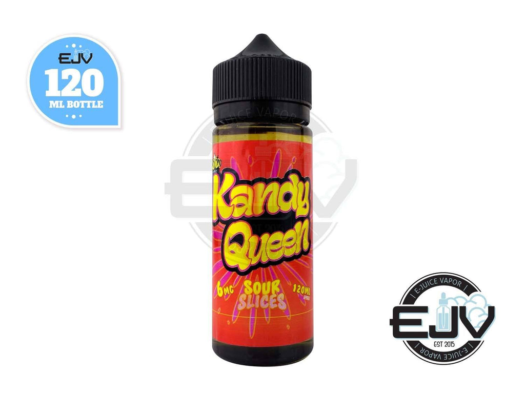 Sour Sliced by Kandy Queen E-Juice 120ml Discontinued Discontinued