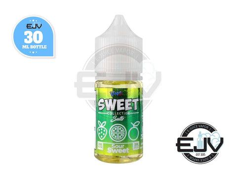 Sour Sweet by Sweet Collection Salts 30ml Nicotine Salt Sweet Collection Salts