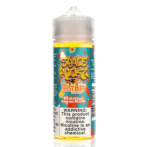 Space Rockz by Lost Art Liquids 120ml E-Juice Lost Art Liquids