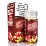 Strawberry by Custard Monster 100ml