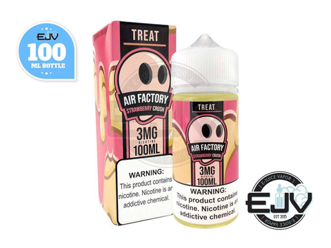 Strawberry Crush by Treat Factory 100ml E-Juice Treat Factory