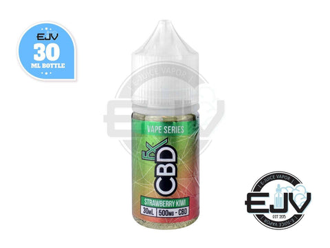 Strawberry Kiwi Vape Juice by CBDfx 30ml CBD CBDfx