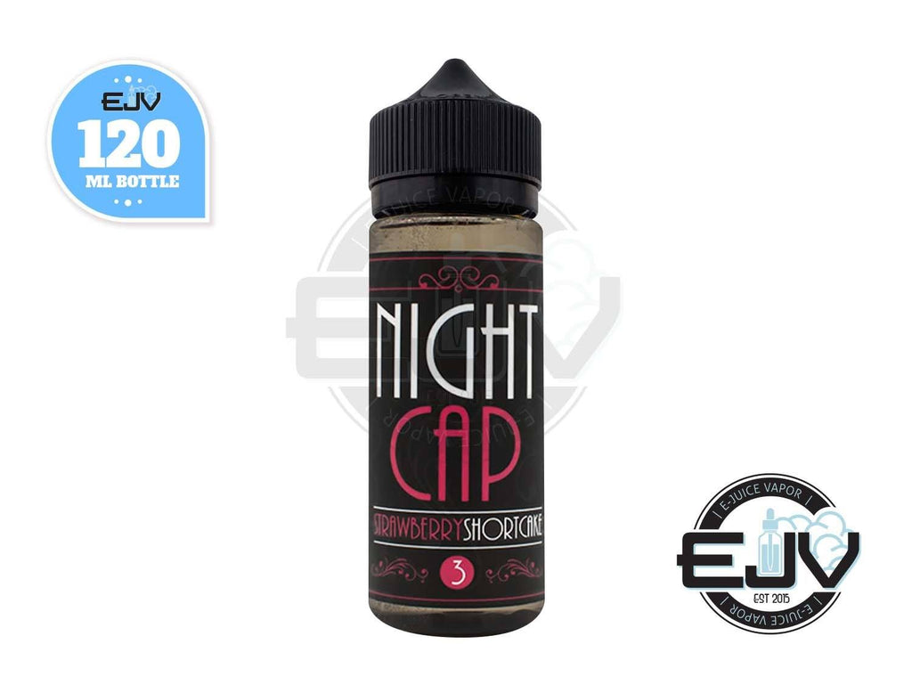 Strawberry Shortcake by Night Cap 100ml Discontinued Discontinued