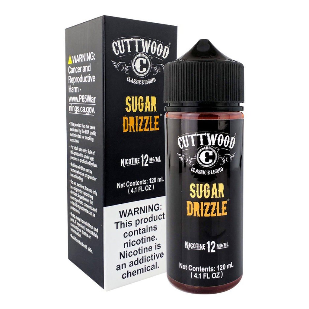 Sugar Drizzle by Cuttwood EJuice 120ml E-Juice Cuttwood