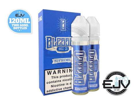 Supreme by Blessed E-Liquid 120ml Clearance E-Juice Blessed E-Liquid