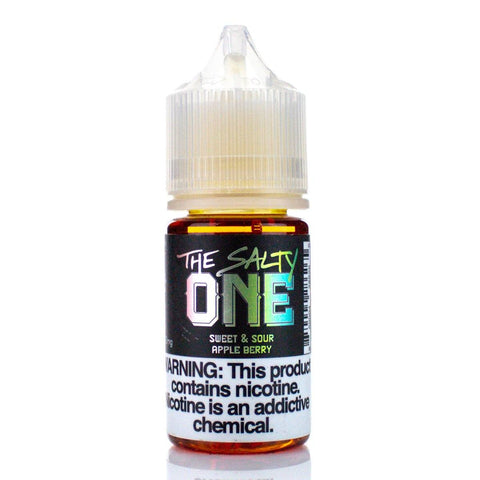 Sweet & Sour Apple Berry by The Salty One E-Liquid 30ml Clearance E-Juice The Salty One