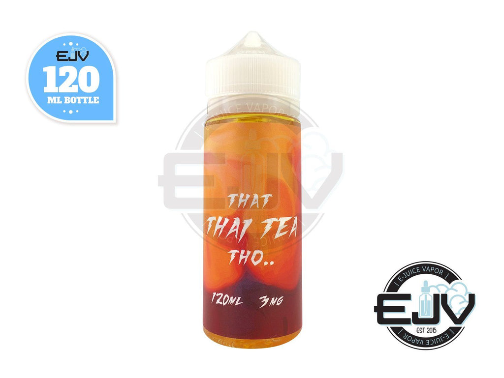 That Thai Tea Tho By Marina Vapes EJuice 120ml Discontinued Discontinued
