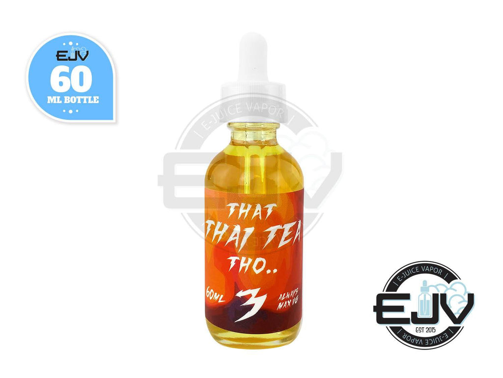 That Thai Tea Tho By Marina Vapes EJuice 60ml