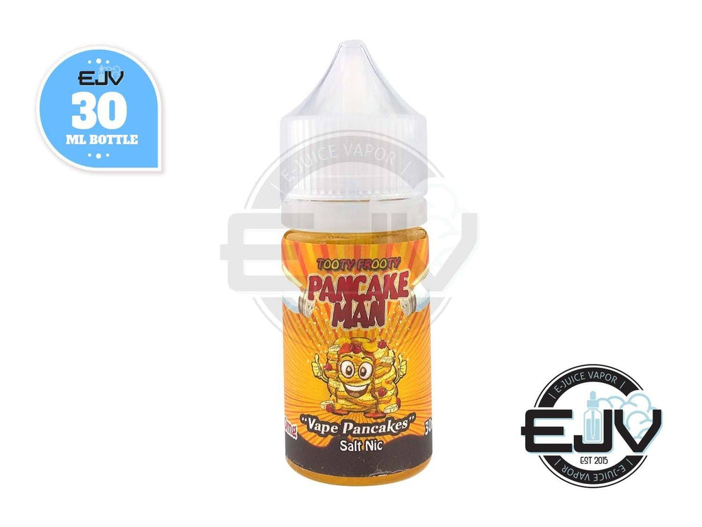 Pancake Man Tooty Frooty Salt by Vape Breakfast Classics Salts 30ml Discontinued Discontinued