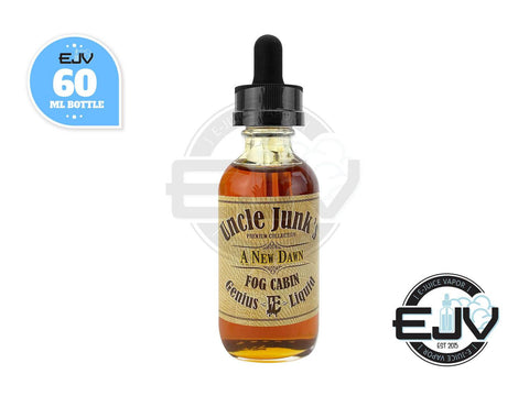 A New Dawn by Uncle Junk's EJuice 60ml Discontinued Discontinued