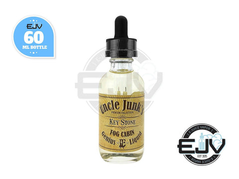 Key Stone by Uncle Junk's EJuice 60ml Discontinued Discontinued
