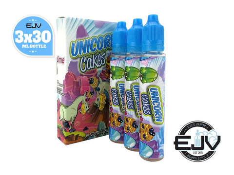 Unicorn Cakes by Vape Breakfast Classics 90ml