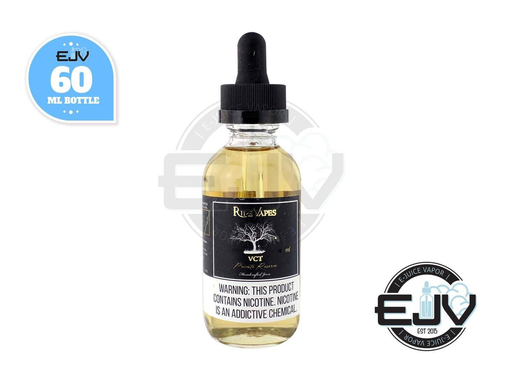 VCT Private Reserve by Ripe Vapes EJuice 60ml Discontinued Discontinued