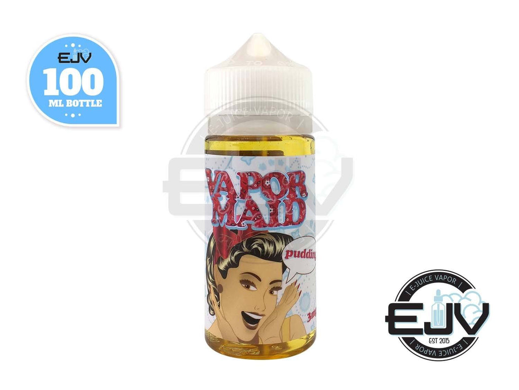 Pudding by Vapor Maid 100ml Discontinued Discontinued