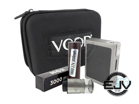 VGOD Pro 150 Box Mod TrickTank Pro RD2 RDTA Two LG HG2 18650 Batteries Bundle