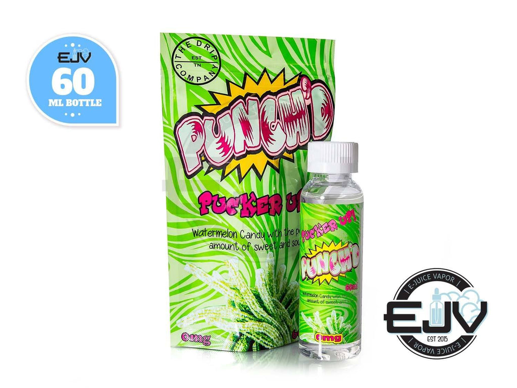 Watermelon Punch'd by The Drip Co 60ml Discontinued Discontinued