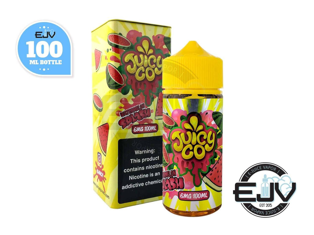 Watermelon Splash by Juicy Co 100ml Discontinued Discontinued