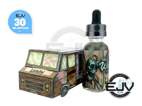 Lockjaw by The Weirdos Creamery EJuice 30ML