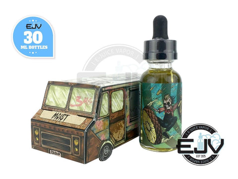 Moist by The Weirdos Creamery EJuice 30ML