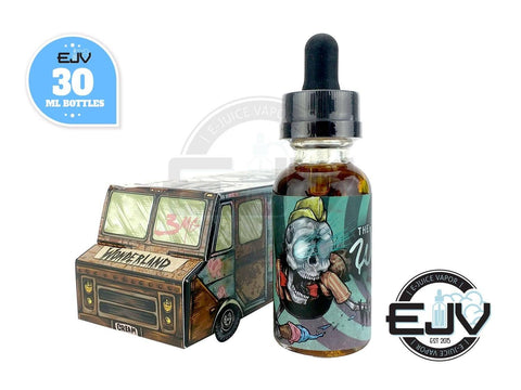 Wonderland by The Weirdos Creamery EJuice 30ML