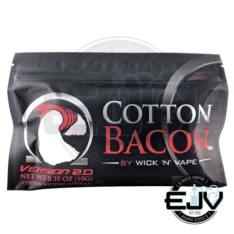 Wick N Vape Cotton Bacon V2 Vape Accessories Wick N Vape