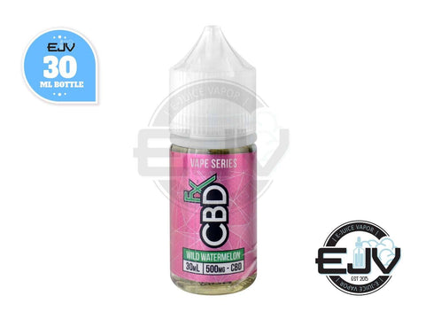 Wild Watermelon Vape Juice by CBDfx 30ml CBD CBDfx