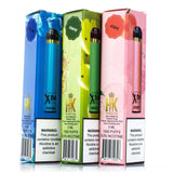XTRA Disposable Device - 1500 Puffs Disposable Vape Pens XTRA