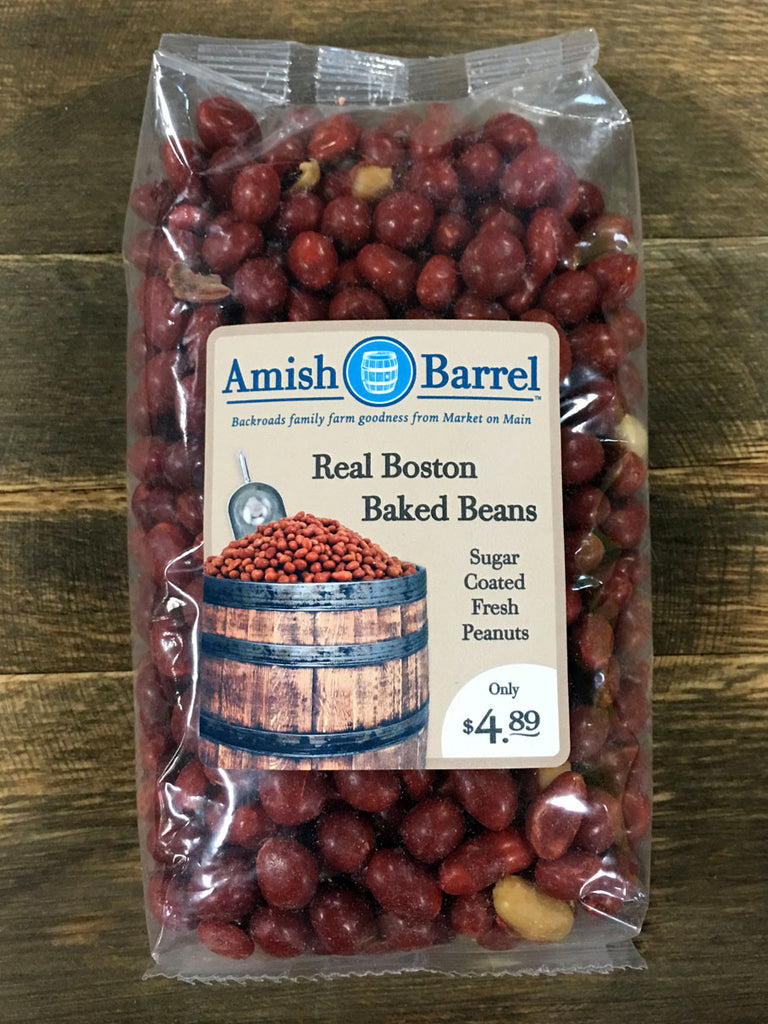 Real Boston Baked Beans