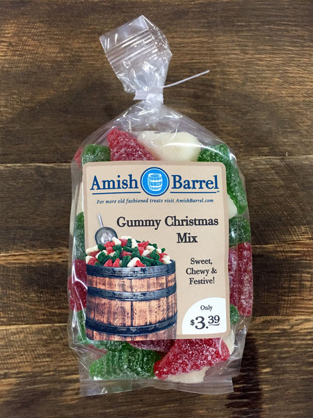 Gummy Christmas Mix