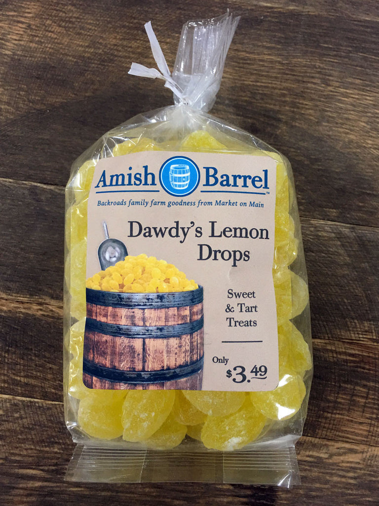 Dawdy's Favorite Lemon Drops