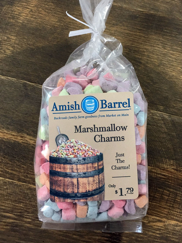 Cereal Marshmallow Charms