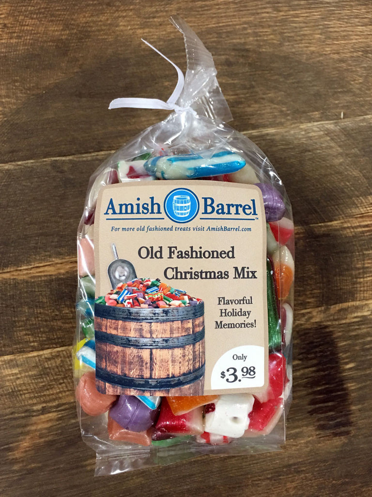 Old Fashioned Christmas Mix