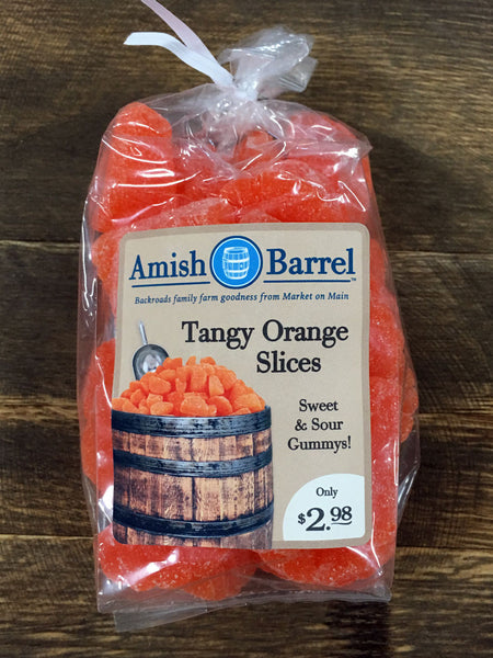 Tangy Orange Slices
