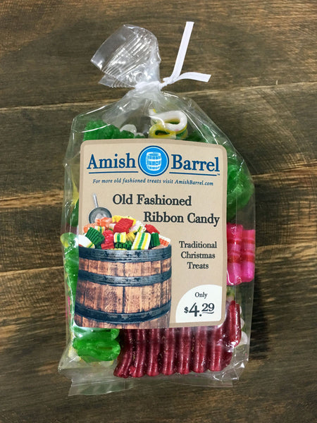 Old Fashioned Ribbon Candy