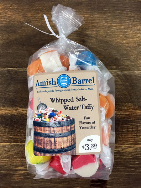 Whipped Salt Water Taffy